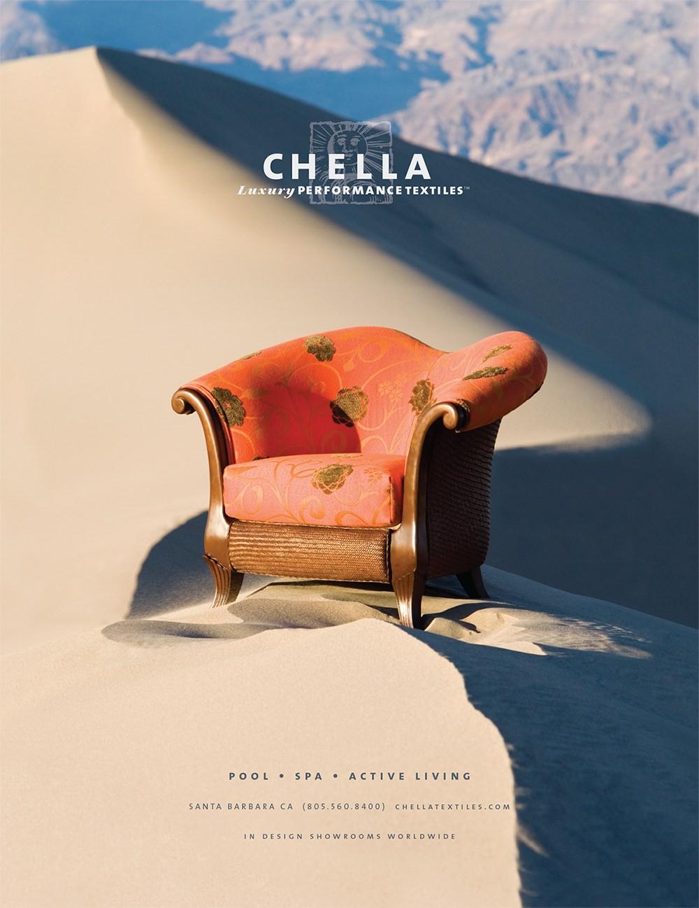 Ad campaigns chella for Ad interior design