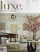 LUXE Interiors & Design - Summer 2013